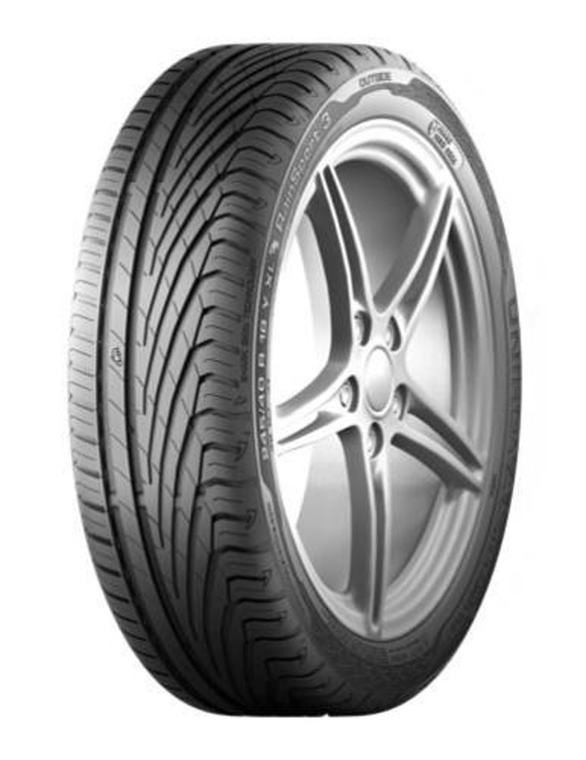 Opony Uniroyal RainSport 3 255/55 R19 111V