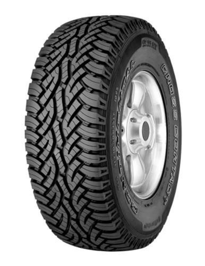 Opony Continental CrossContact AT 235/85 R16 120/116S