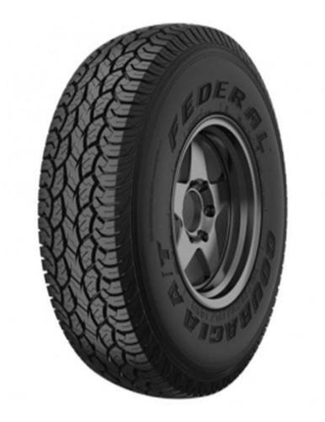 Opony Federal Couragia AT 265/70 R16 112S