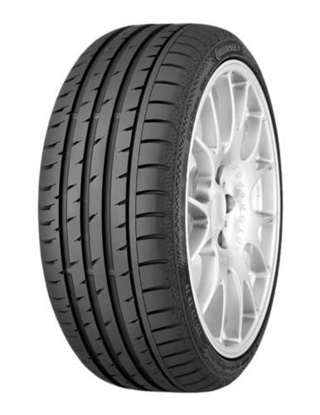 Opony Continental ContiSportContact 3 225/45 R17 91W