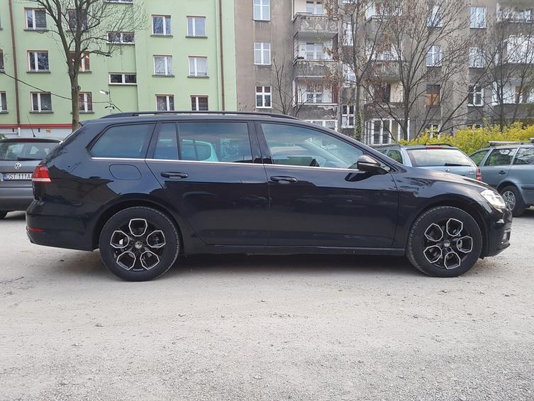 FELGI VW 18'' 5X112 OCTAVIA II III SUPERB GDAŃSK
