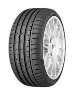 Opony Continental ContiSportContact 3 255/45 R17 98W