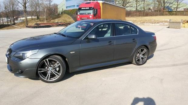 FELGI 19'' 5X120 BMW F30 5 E60 F10 6 E64 7 E65 F01