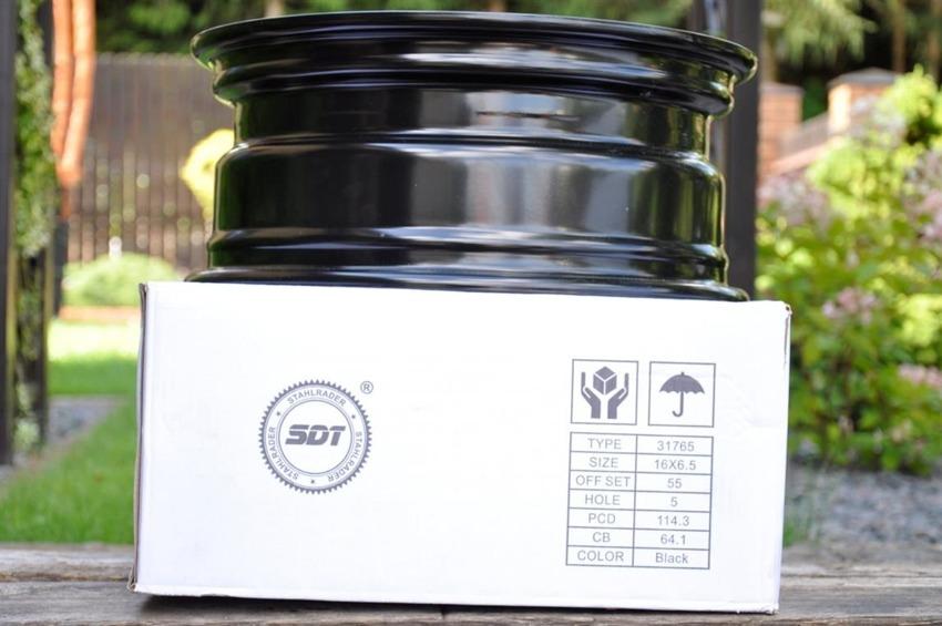 Felgi Stalowe 16'' 5x114.3 HONDA ACCORD CIVIC CRV