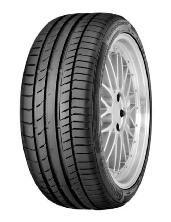 Opony Continental ContiSportContact 5 215/45 R17 91W