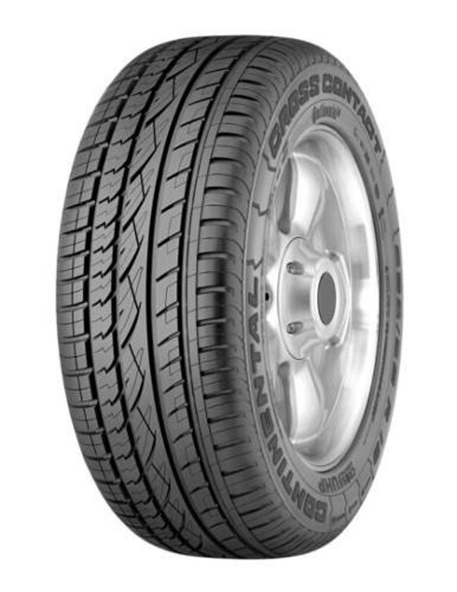 Opony Continental CrossContact UHP 295/45 R19 109Y