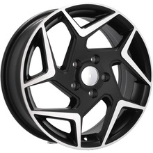 ALLOYS 15'' FORD FIESTA 5 6 7 FOCUS FUSION KA BMAX