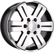 ALLOYS 16'' 6X130 VW CRAFTER MERCEDES SPRINTER
