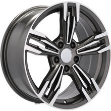 ALLOYS 18'' 5X120 BMW E87 E88 F20 E90 F30 F32 F10