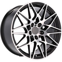 ALLOYS 19 BMW 1 E87 E88 F20 F21 2 F22 3 E90 F30 F10