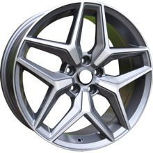 AMALFI style ALLOYS 17'' 5X100 for AUDI A1 A3 A3