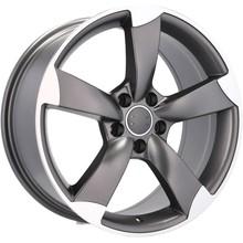 AMALFI style ALLOYS 17'' 5X100 for AUDI A1 A3 A3 VW