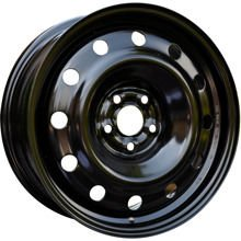 STEEL WHEELI 16'' 5X100 VW GOLF IV, BORA, POLO, CORRADO