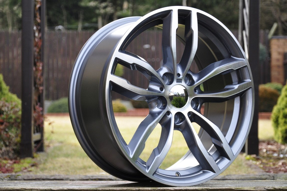 ALLOYS 18'' 5X120 BMW X1 E84 X3 E83 F25 X5 E70 F10