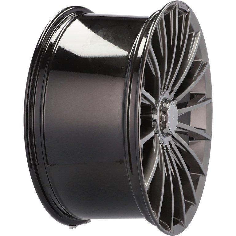 RACING LINE RBYD1499 hliníkové disky 8,5x20 5x112 ET35 HB - Dark Shining