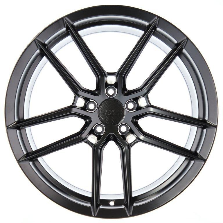 HAXER RHX037F hliníkové disky 10x20 5x120 ET42 BL - BLACK