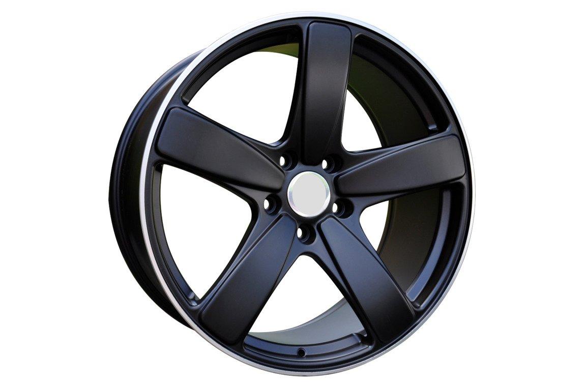 RACING LINE FE023 hliníkové disky 10x21 5x130 ET50 BL - BLACK