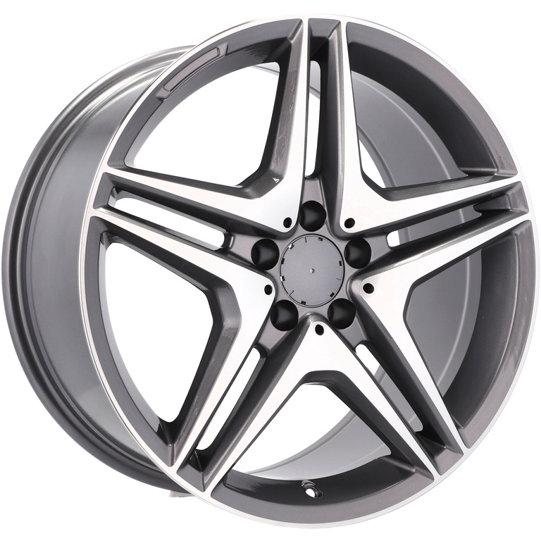 Felgi 18 5x112 Mercedes W202 W212 W209 Rxf555