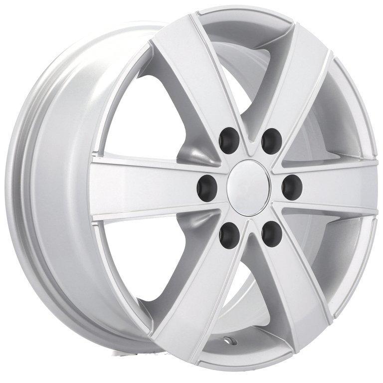 DISKY 16'' 6X130 MERCEDES SPRINTER VW CRAFTER - FV