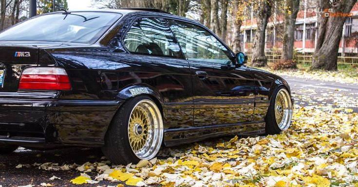 DISKY 16 BMW E81 E82 E87 E88 E39 E60 BBS RS STYLE