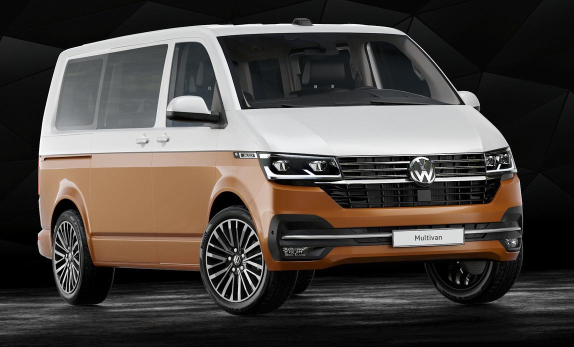 DISKY 18'' VW VOLKSWAGEN T5 T6 TRANSPORTER 1250 kg